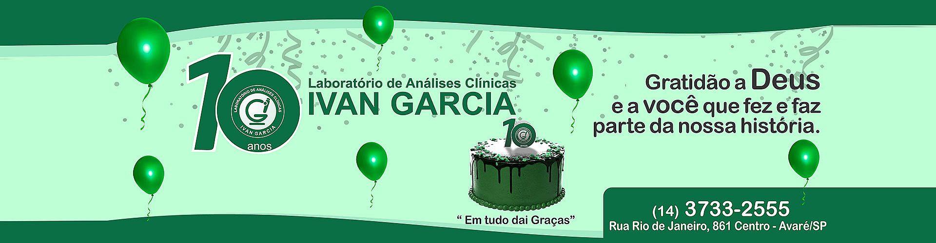 Aniversário de 10 anos do Laboratório Ivan Garcia