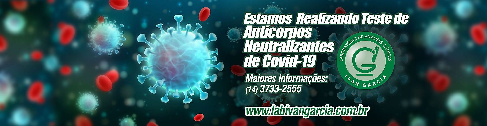 Teste de Anticorpos Neutralizantes de Covid-19